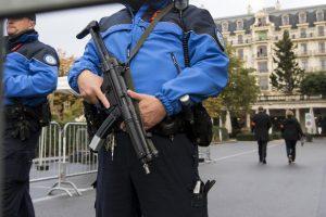 Šveicarijos mečetėje policija surengė reidą