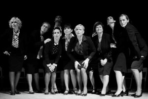 """Teatrų festivalis Telšiuose kviečia pasinerti į """"Atspindžius"""""""