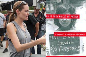 A. Jolie juostoje – jautri mergaitės iš Kambodžos istorija (pamatykite anonsą)