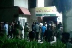Tragedija Bagdado ligoninėje: gaisras pražudė 11 naujagimių