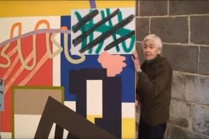 Paryžiuje mirė 94-erių metų sulaukusi menininkė Sh. Jaffe