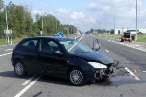 Šokiruojantis girtumas: Kauno rajone avariją sukėlęs vairuotojas įpūtė 5,8 promilės