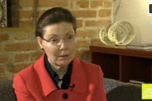Švedijos ambasadorė – apie fiką, sportą ir švedų bei lietuvių panašumus