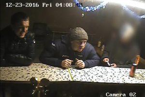Ieškomi Šiaulių bare smurtavę vyrai