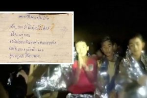 """Gelbėtojai: Tailando urve klostosi """"tobulos"""" sąlygos evakuoti įstrigusius vaikus"""