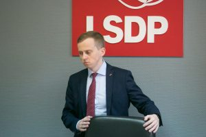 Kalėjimų departamento direktoriaus pavaduotoju paskirtas V. Šarmavičius