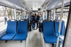Kaune atsiras naujas autobuso maršrutas – važiuoti bus galima už dyką