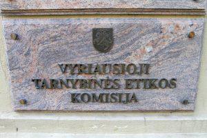 Laikinasis VTEK vadovas siūlomas į komisiją antrai kadencijai