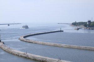 Kaliningrado planuose – nauji uostai