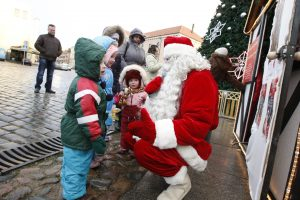 Kodėl vaikai tiki Kalėdų Seneliu?