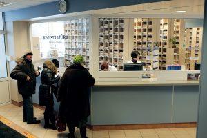 Siūlo nepritarti minimalių sveikatos draudimo įmokų suvienodinimui