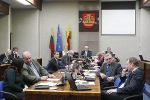 Klaipėdos politikų apetitą tramdo rinkimai