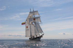Mokslininkai ieškos nepriklausomos Lietuvos nuskendusių laivų
