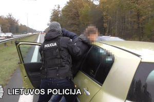 Klaipėdos policija išaiškino heroino platintojus