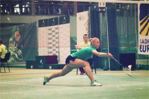 Lietuvos badmintonininkės Norvegijoje pralaimėjo antrajame rate