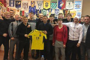 A. Jokšas baigė profesionalaus futbolininko karjerą