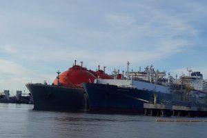 Į Klaipėdą atplaukė naujas SGD krovinys