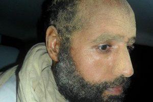 Libijos teismas nuteisė mirti M. Kadhafi sūnų
