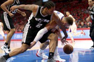 Paskelbti geriausiai besigynę NBA krepšininkai