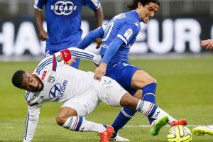 """Liono """"Olympique"""" tapo Prancūzijos futbolo pirmenybių lydere"""