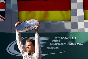 """Pirmąsias """"Formulės 1"""" pasaulio čempionato lenktynes laimėjo vokietis"""