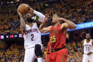 """Antroji iš eilės """"Cavaliers"""" pergalė Rytų konferencijos pusfinalyje"""