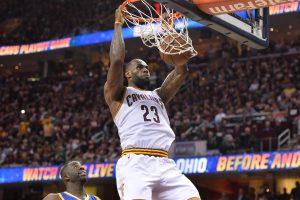 """NBA: """"Cavaliers"""" patyrė pirmąjį pralaimėjimą"""