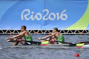 M. Griškonis ir S. Ritteris pateko į Europos čempionato pusfinalį