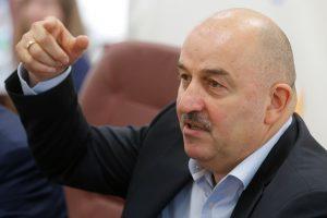 Rusijos futbolo rinktinė turi naują trenerį