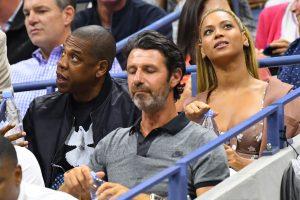 Beyonce ir Jay Z per teniso turnyrą sirgo už S. Williams