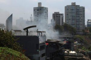 Per žemės drebėjimą Peru žuvo vaikas, 17 sužeisti