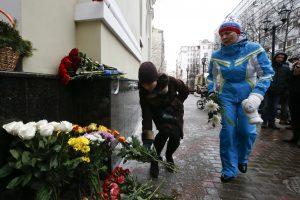 Rusijos lėktuvo katastrofos vietoje išgyvenusiųjų nėra