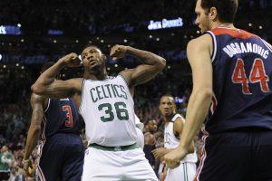 """Kelialapį į konferencijos finalą """"Celtics"""" išplėšė slaptu ginklu iš Kanados"""