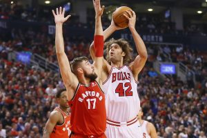 J. Valančiūnas NBA sezoną pradėjo įspūdingu pasirodymu