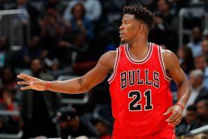 NBA savaitės žaidėjai – J. Butleris ir A. Davisas