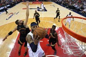 """Raptors"" ir ""Jazz"" – kitame NBA atkrintamųjų etape"