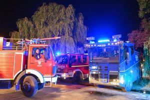 Netoli Berlyno užsiliepsnojus miškui evakuoti aplinkinių kaimų gyventojai