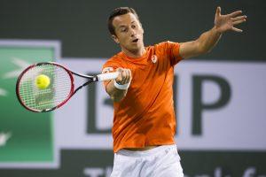 Prancūzas ir argentinietis tapo teniso turnyro Monake aštuntfinalio dalyviais