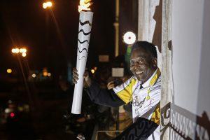 Olimpinė paslaptis – kas įžiebs Rio de Žaneiro ugnį?