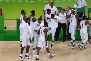 Lažybininkų prognozė – krepšinio finale žais JAV ir Serbija