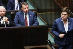 Lenkijos Seimas priėmė pataisą, ribojančią susirinkimų laisvę