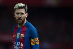 """L. Messi atstovaudamas """"Barcelona"""" klubui įmušė jau 500 įvarčių"""