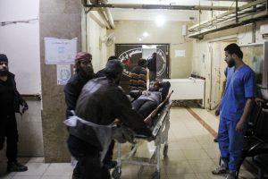 Per antskrydį prieš kalėjimą Sirijoje žuvo 16 žmonių