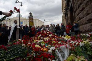 """Sankt Peterburgo sprogdintojas galėjo būti panaudotas kaip """"gyva bomba"""""""