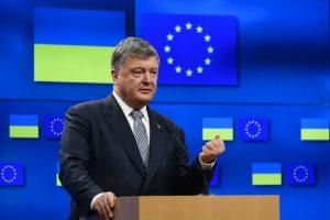 Ukraina nebegaus 600 mln. eurų išmokos