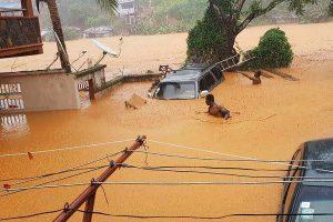 Nuošliaužų ir potvynio Siera Leonės sostinėje aukų skaičius išaugo iki 200