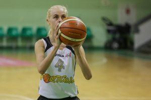 Klaipėdos universiteto krepšininkės – lyderės