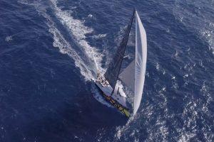 """Naujuosius metus """"Ambersail 2"""" įgula pasitiks Atlanto vandenyne"""