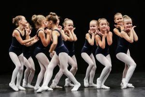 Klaipėdiečiai noriai domėjosi baletu