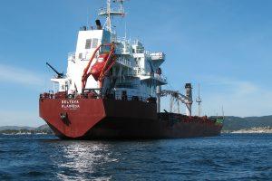 Aukcione už 1,75 mln. eurų parduotas LJL laivas